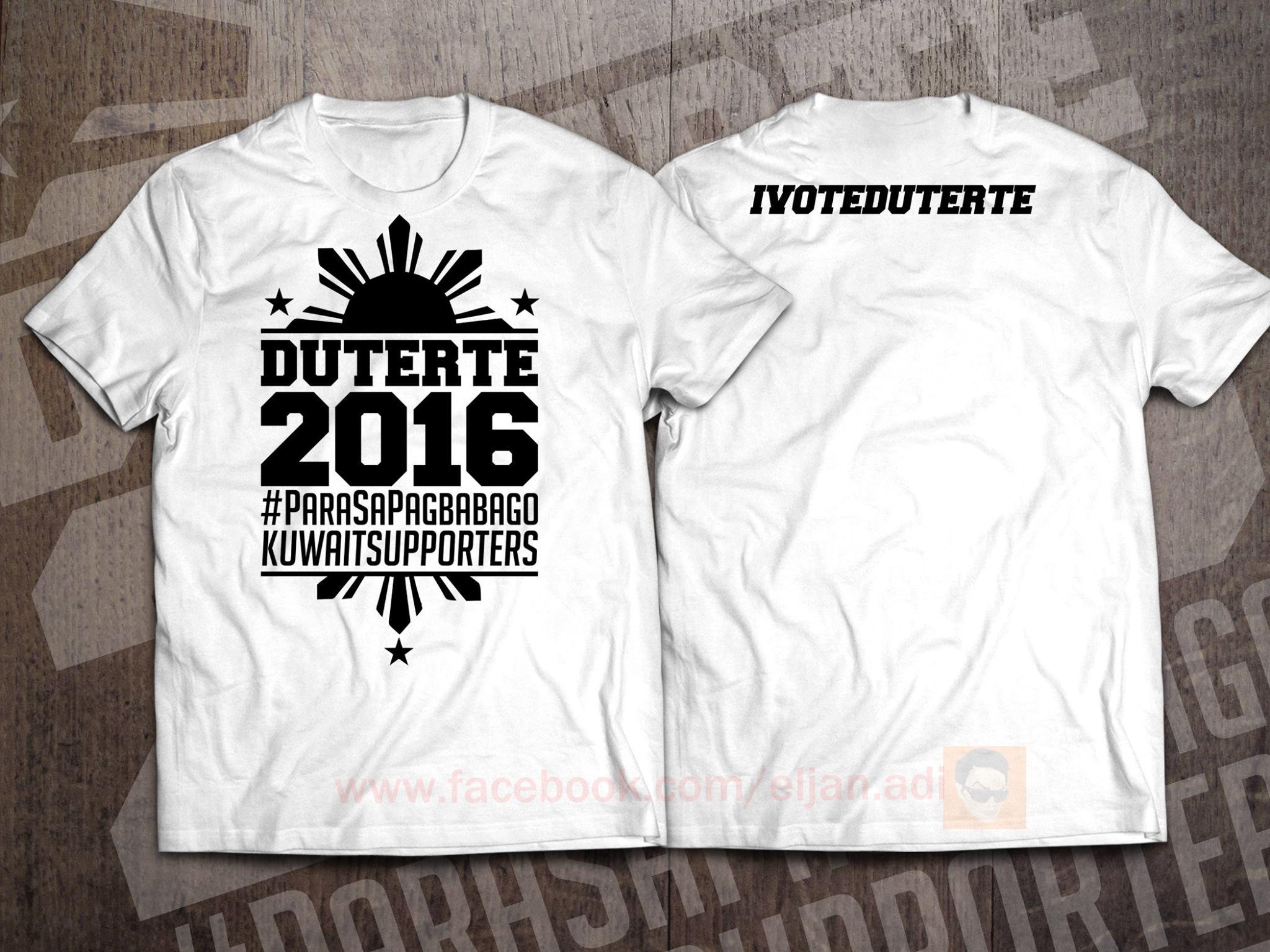 Duterte Logo Designs