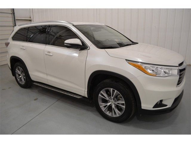 For Sale Used 2014 Toyota Highlander Buy And Sell