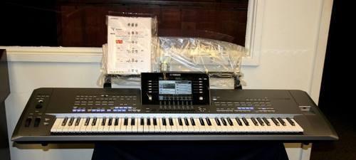 for sale yamaha tyros 5 workstation keyboard buy and sell. Black Bedroom Furniture Sets. Home Design Ideas