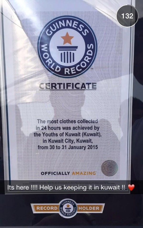 guinness-record-clothing